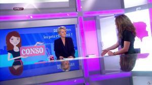 Sophie Davant et Aurelia Block dans c'est au Programme - 24/01/14 - 03