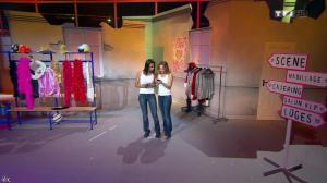 Claire Keim et Shy m dans les Enfoires - 14/03/14 - 11