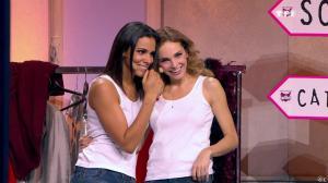 Claire Keim et Shy m'dans les Enfoires - 14/03/14 - 18