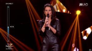 Faustine Bollaert dans Rising Star - 06/11/14 - 16