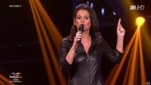 Faustine Bollaert dans Rising Star - 06/11/14 - 23