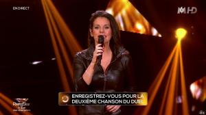 Faustine Bollaert dans Rising Star - 06/11/14 - 26