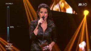 Faustine Bollaert dans Rising Star - 06/11/14 - 43