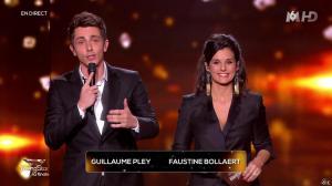 Faustine Bollaert dans Rising Star - 13/11/14 - 04