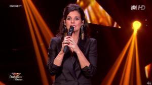 Faustine Bollaert dans Rising Star - 13/11/14 - 09