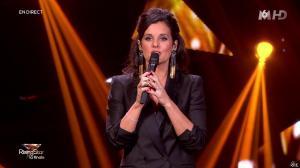 Faustine Bollaert dans Rising Star - 13/11/14 - 10