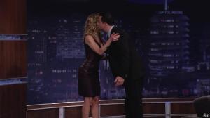 Kyra Sedgwick dans Jimmy Kimmel Live - 24/08/12 - 03