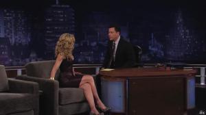 Kyra Sedgwick dans Jimmy Kimmel Live - 24/08/12 - 04
