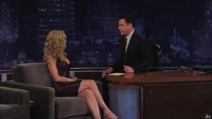 Kyra Sedgwick dans Jimmy Kimmel Live - 24/08/12 - 05