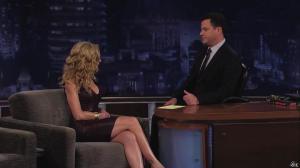 Kyra Sedgwick dans Jimmy Kimmel Live - 24/08/12 - 07