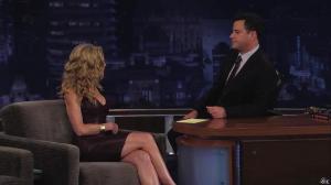 Kyra Sedgwick dans Jimmy Kimmel Live - 24/08/12 - 08