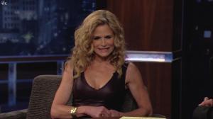 Kyra Sedgwick dans Jimmy Kimmel Live - 24/08/12 - 11