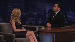 Kyra Sedgwick dans Jimmy Kimmel Live - 24/08/12 - 12