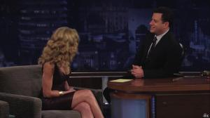 Kyra Sedgwick dans Jimmy Kimmel Live - 24/08/12 - 15