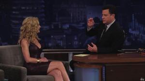 Kyra Sedgwick dans Jimmy Kimmel Live - 24/08/12 - 16