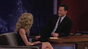 Kyra Sedgwick dans Jimmy Kimmel Live - 24/08/12 - 19
