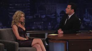 Kyra Sedgwick dans Jimmy Kimmel Live - 24/08/12 - 20