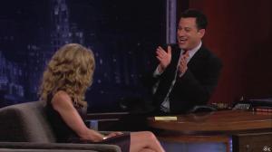 Kyra Sedgwick dans Jimmy Kimmel Live - 24/08/12 - 21