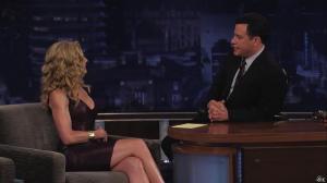 Kyra Sedgwick dans Jimmy Kimmel Live - 24/08/12 - 22