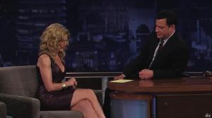 Kyra Sedgwick dans Jimmy Kimmel Live - 24/08/12 - 25