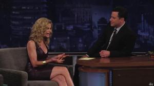 Kyra Sedgwick dans Jimmy Kimmel Live - 24/08/12 - 26