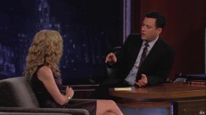 Kyra Sedgwick dans Jimmy Kimmel Live - 24/08/12 - 31