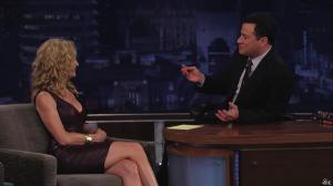 Kyra Sedgwick dans Jimmy Kimmel Live - 24/08/12 - 33