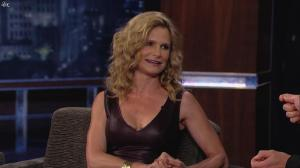 Kyra Sedgwick dans Jimmy Kimmel Live - 24/08/12 - 34