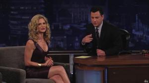 Kyra Sedgwick dans Jimmy Kimmel Live - 24/08/12 - 35