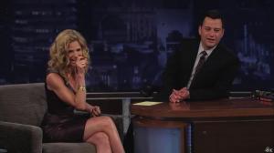 Kyra Sedgwick dans Jimmy Kimmel Live - 24/08/12 - 36