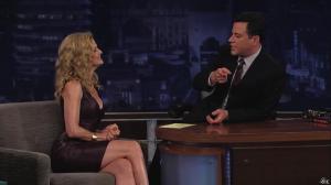 Kyra Sedgwick dans Jimmy Kimmel Live - 24/08/12 - 37