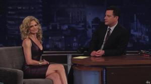Kyra Sedgwick dans Jimmy Kimmel Live - 24/08/12 - 40