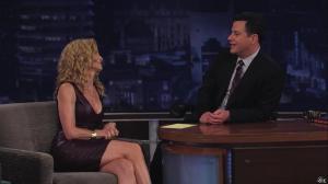 Kyra Sedgwick dans Jimmy Kimmel Live - 24/08/12 - 41