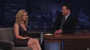 Kyra Sedgwick dans Jimmy Kimmel Live - 24/08/12 - 43
