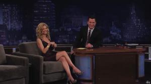 Kyra Sedgwick dans Jimmy Kimmel Live - 24/08/12 - 46