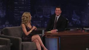 Kyra Sedgwick dans Jimmy Kimmel Live - 24/08/12 - 47