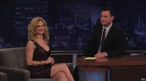 Kyra Sedgwick dans Jimmy Kimmel Live - 24/08/12 - 48