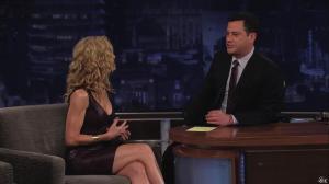 Kyra Sedgwick dans Jimmy Kimmel Live - 24/08/12 - 49