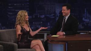 Kyra Sedgwick dans Jimmy Kimmel Live - 24/08/12 - 52