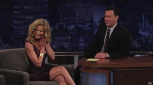 Kyra Sedgwick dans Jimmy Kimmel Live - 24/08/12 - 53