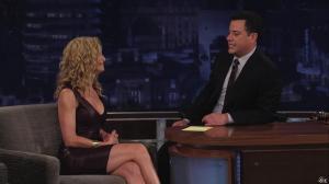 Kyra Sedgwick dans Jimmy Kimmel Live - 24/08/12 - 55