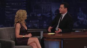 Kyra Sedgwick dans Jimmy Kimmel Live - 24/08/12 - 56