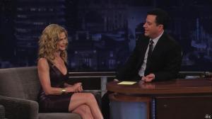 Kyra Sedgwick dans Jimmy Kimmel Live - 24/08/12 - 59