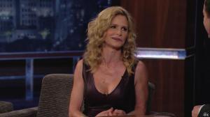 Kyra Sedgwick dans Jimmy Kimmel Live - 24/08/12 - 61