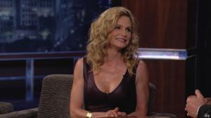 Kyra Sedgwick dans Jimmy Kimmel Live - 24/08/12 - 63