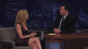Kyra Sedgwick dans Jimmy Kimmel Live - 24/08/12 - 67