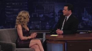 Kyra Sedgwick dans Jimmy Kimmel Live - 24/08/12 - 68