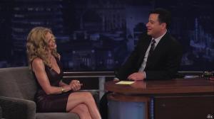 Kyra Sedgwick dans Jimmy Kimmel Live - 24/08/12 - 70