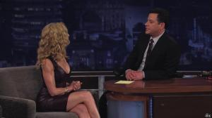 Kyra Sedgwick dans Jimmy Kimmel Live - 24/08/12 - 71