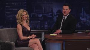 Kyra Sedgwick dans Jimmy Kimmel Live - 24/08/12 - 72